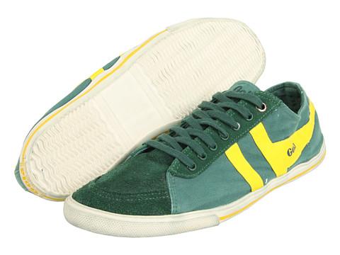 Adidasi Gola - Quota - Green/Yellow