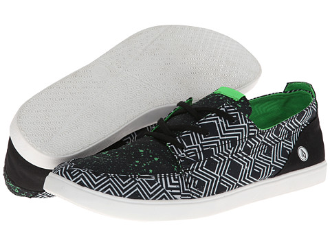 Adidasi Volcom - Chronos - Lime Paint/Multi Prints Poly