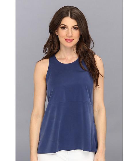 Bluze BCBGMAXAZRIA - Caralyn Knit Top - Blue Depths