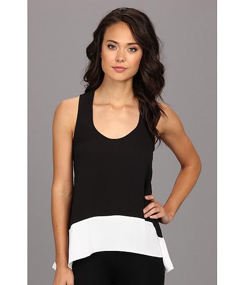 Bluze BCBGMAXAZRIA - Allison Woven Sportswear Top - Black Combo