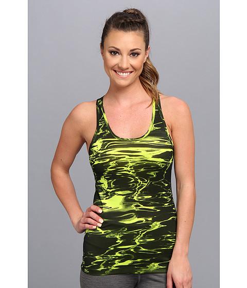 Bluze Nike - AOP Legend Tank Top - Venom Green/Dark Base Grey/Cool Grey