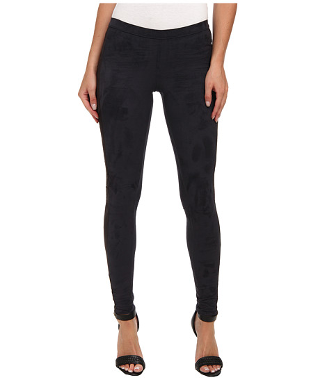 Pantaloni Mavi Jeans - Sueded Legging - Winter Navy