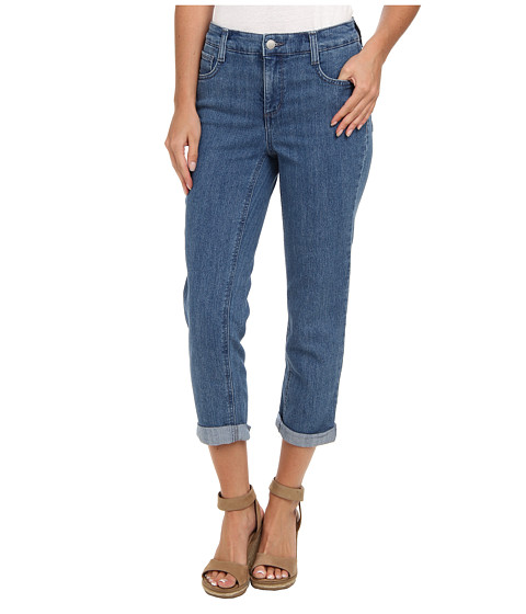 Blugi Jones New York - JNYJ City Cuff Capri - Chelsea Wash