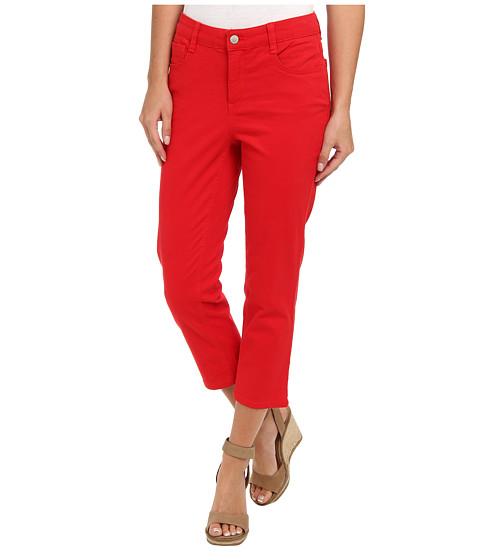 Pantaloni Jones New York - JNYJ Sutton Capri - Red