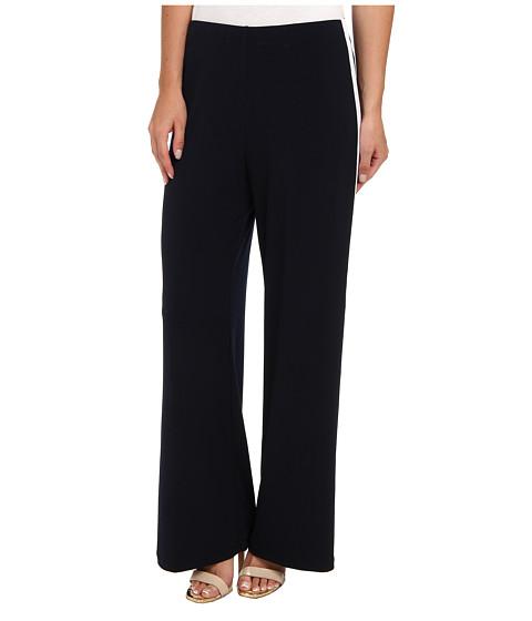 Pantaloni Jones New York - Pull-On Pant - Navy/White