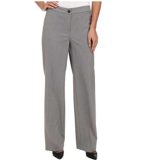 Pantaloni Jones New York - Sloane Classic Fit Pant - Heather Grey