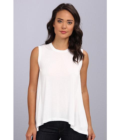 Bluze BCBGMAXAZRIA - Estee Knit Sportswear Top - White