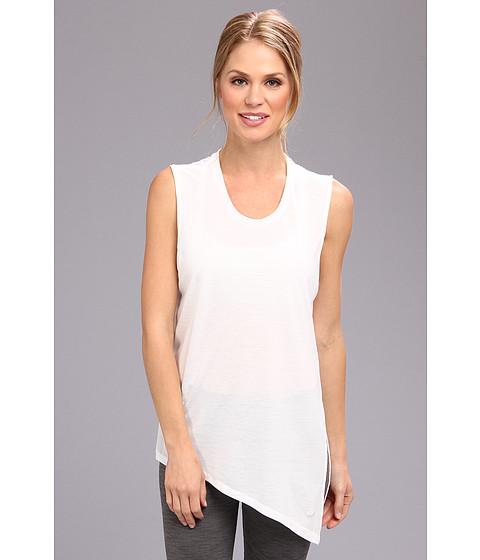 Bluze Nike - Nike Club Tie Tee II - White/White