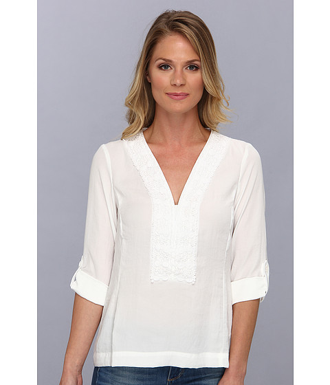 Bluze Nanette Lepore - Jardin Top - White