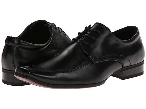 Pantofi Steve Madden - Jaxsun - Black Leather