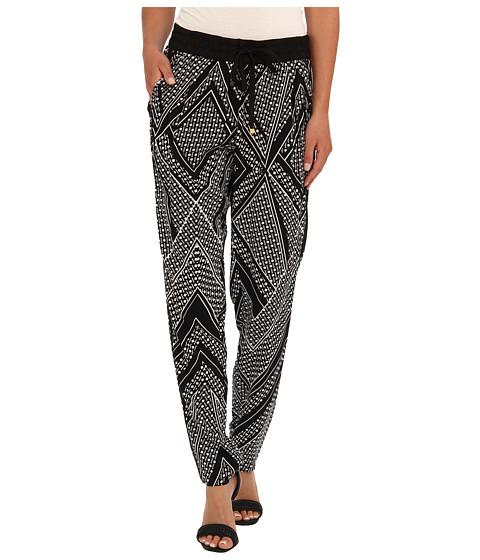 Pantaloni Calvin Klein - Printed Tapered Pant - Black Print Combo Cksp 3018