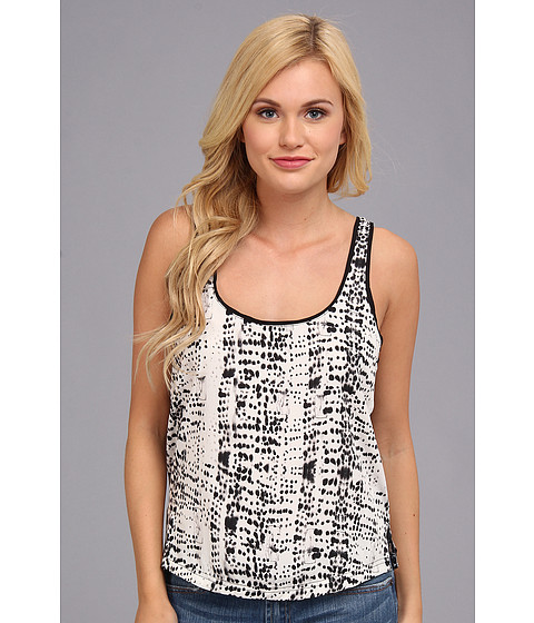 Bluze Hurley - Billie Tank - White