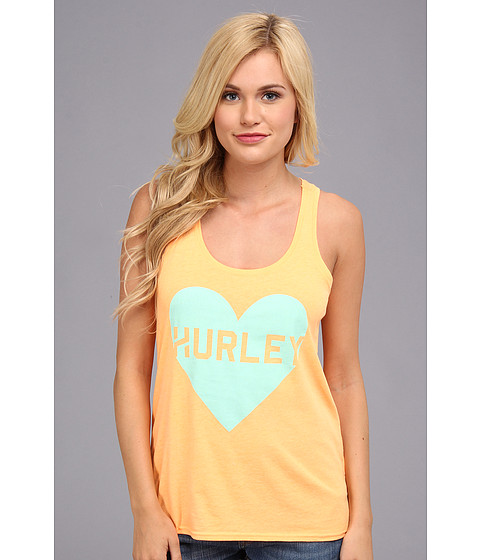 Bluze Hurley - Love Me Perfect Tank - Peach Cream