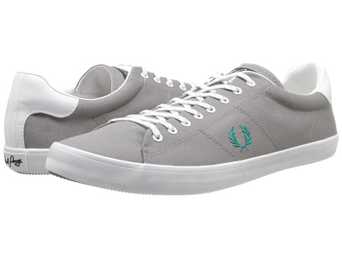 Adidasi Fred Perry - Howells Twill - Cloudburst/Fanfare/White
