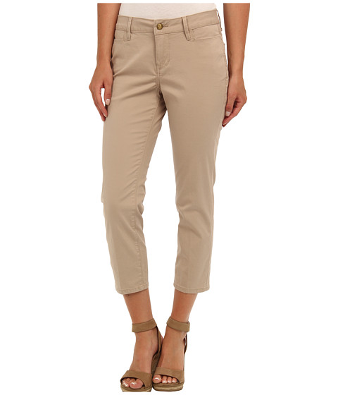 Blugi Christopher Blue - Reese Crop Island Twill - British Khaki
