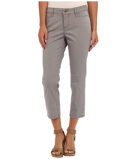 Blugi Christopher Blue - Reese Crop Island Twill - Smoke