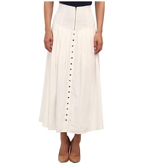 Fuste Theory - Swah Skirt - White