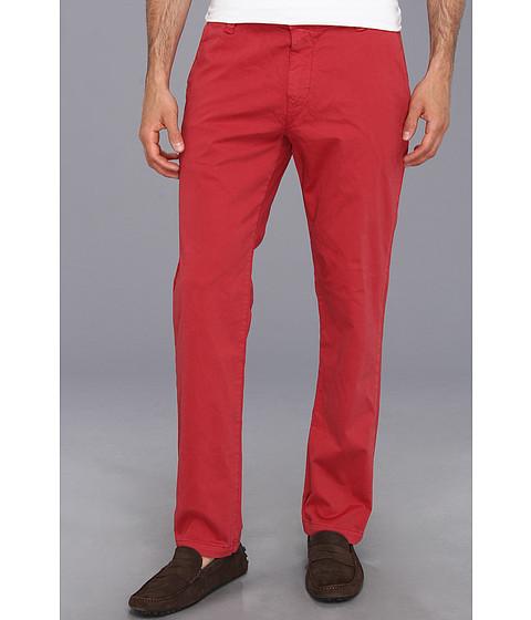 Pantaloni Mavi Jeans - Edward Cherry Twill in Cherry - Cherry