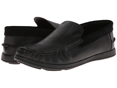 Pantofi Kenneth Cole Unlisted - Back At It - Black Synthetic