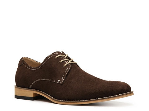 Pantofi Aston Grey - Jetway Oxford - Brown