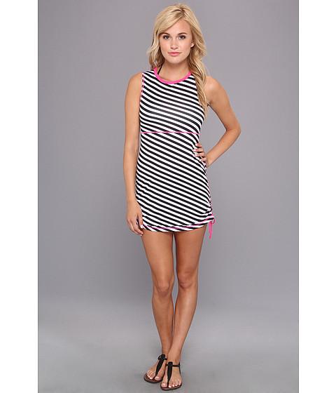 Costume de baie Roxy - Rule Breaker Surf Dress - Sea Salt Stripe