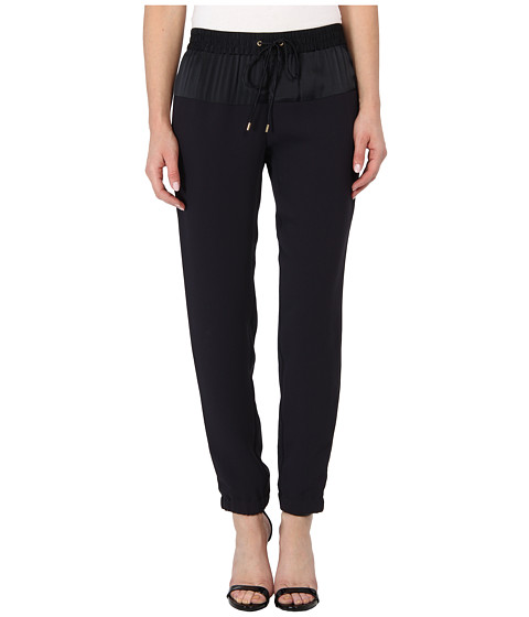 Pantaloni MICHAEL Michael Kors - Mix Media Track Pant - Navy