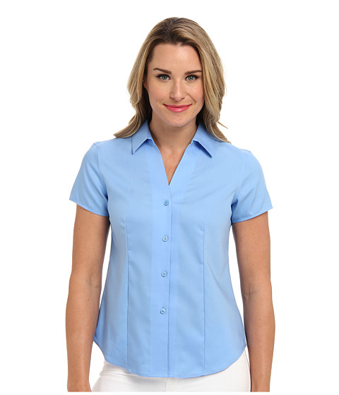 Camasi Jones New York - Easy Care Shirt - New Blue