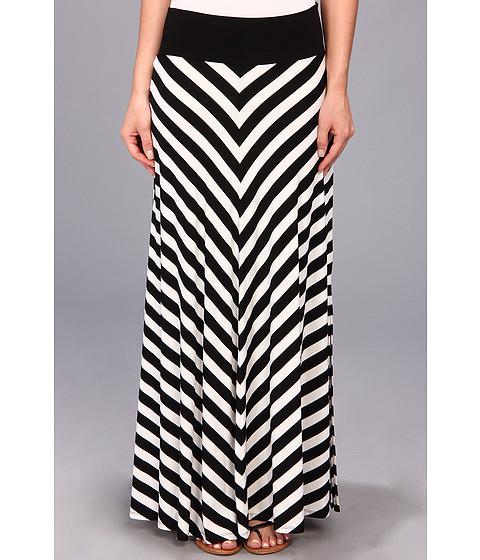Fuste Kenneth Cole - Monica Skirt - Black/White
