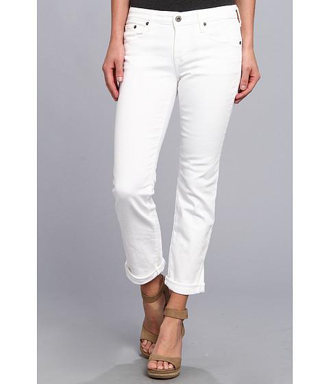 Blugi Big Star - Kate Midrise Straight Crop in Clean White - Clean White
