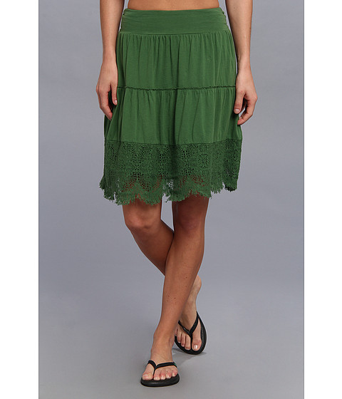 Fuste Prana - Jenni Skirt - Deep Jade