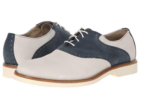 Pantofi Dockers - Morley - Stone/Navy Suede