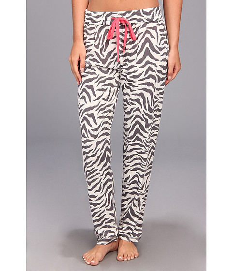 Lenjerie P.J. Salvage - Zebra Dayz Sleep Pant - Grey