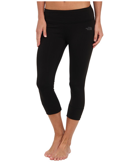 Pantaloni The North Face - Tadasana Crop Legging - TNF Black