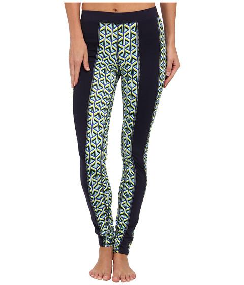 Pantaloni C&C California - Market Basket Print Exceed Leggings - Dark Navy