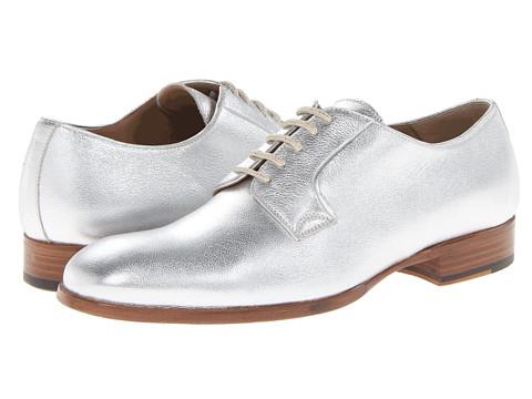 Pantofi Alexander McQueen - Albert Derby - Silver