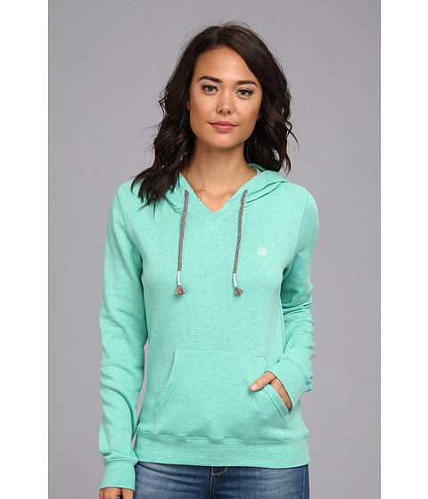 Bluze Element - Bailey Pullover Fleece Hoodie - Light Seafoam