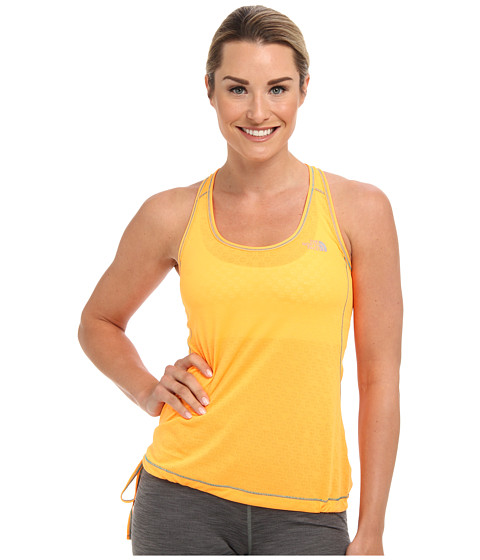 Bluze The North Face - Eat My Dust Mesh Tank - Vitamin C Orange
