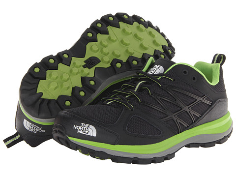 Adidasi The North Face - Litewave - TNF Black/Tree Frog Green
