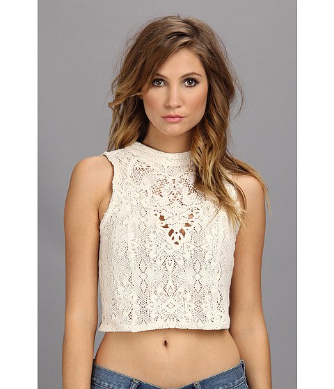Bluze Free People - Greatest Hits Top - Ivory