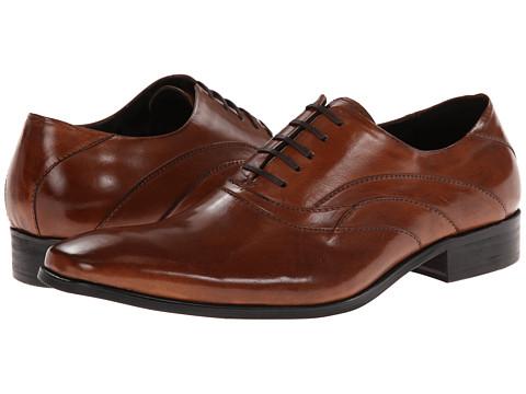 Pantofi Kenneth Cole Reaction - Jig-Saw - Cognac