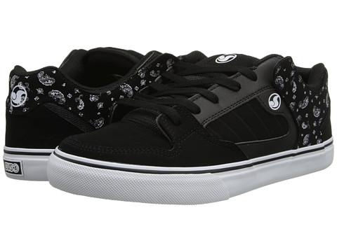 Adidasi DVS Shoe Company - Militia CT - Black/White/Bandana Nubuck