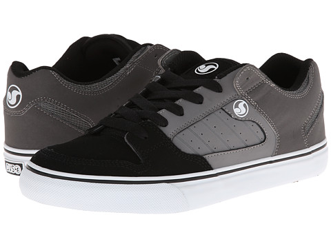 Poza Adidasi DVS Shoe Company - Militia CT - Black/Grey Nubuck
