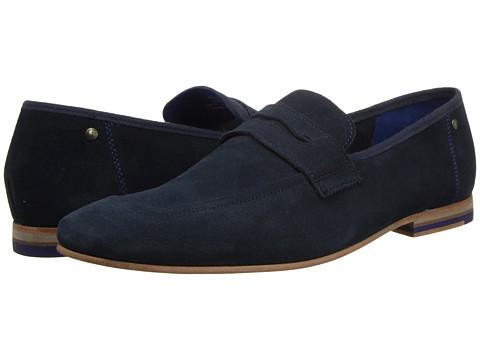 Pantofi Ted Baker - Maleey - Dark Blue Suede