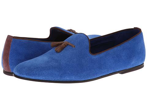 Pantofi Ted Baker - Treal - Blue Suede