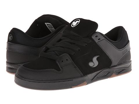 Adidasi DVS Shoe Company - Argon - Black Nubuck