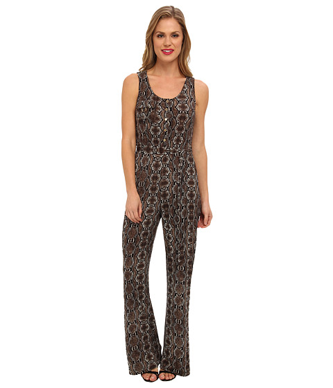 Pantaloni Calvin Klein - Printed MJ Jumpsuit - Multi