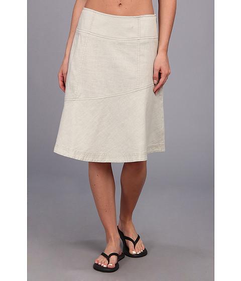 Fuste Royal Robbins - Cool Mesh Flounce Skirt - Soapstone