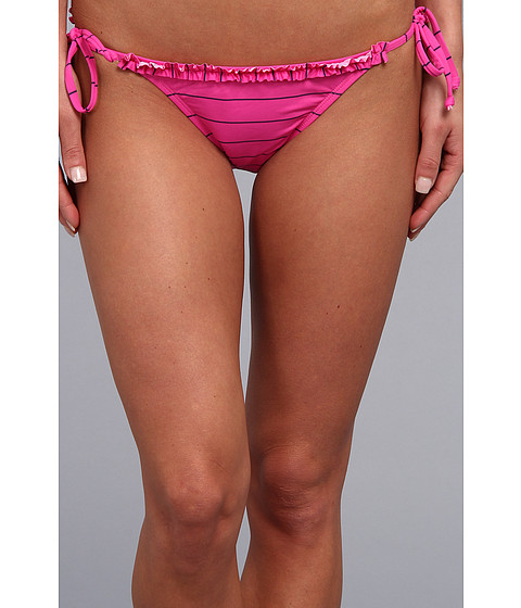 Costume de baie Carve Designs - Darcy Bikini Bottom - Raspberry