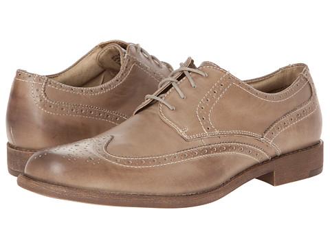 Pantofi Dockers - Flagler - Grey Soft Waxy Full Grain