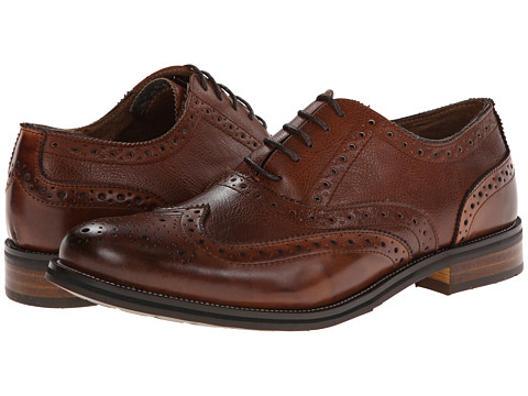 Pantofi Steve Madden - Elkins - Tan Leather
